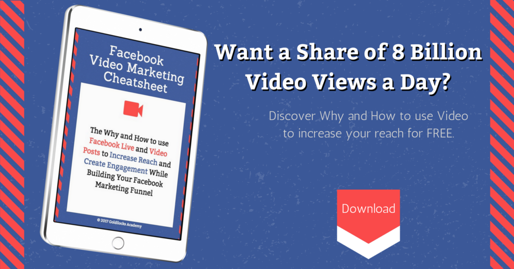 Facebook Live Video Marketing